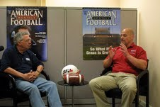 Coach Paul Markowski interview with Rex Lardner of AFM Videos
