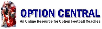 Option Central - An Online Resource for Football Coaches
